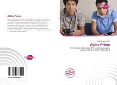 Bookcover of Alpha Prime