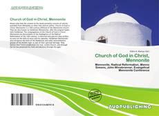 Buchcover von Church of God in Christ, Mennonite