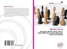 Martha Fierro kitap kapağı