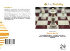 Bookcover of Bruno Moritz
