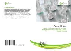 César Muñoz kitap kapağı