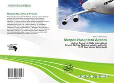 Capa do livro de Merpati Nusantara Airlines