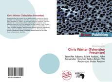 Couverture de Chris Winter (Television Presenter)