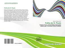 Capa do livro de Folha de S. Paulo