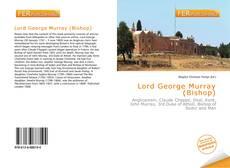 Buchcover von Lord George Murray (Bishop)