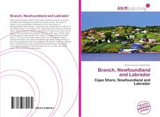 Copertina di Branch, Newfoundland and Labrador