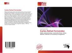 Capa do livro de Carlos Rafael Fernández