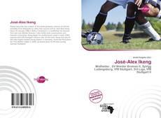 Copertina di José-Alex Ikeng
