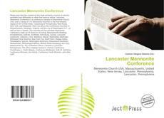 Portada del libro de Lancaster Mennonite Conference