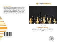 Bookcover of Dirk van Foreest