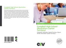 Обложка Campbell High School (Australian Capital Territory)