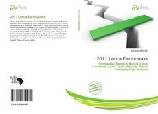 Bookcover of 2011 Lorca Earthquake