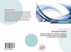 Capa do livro de Graciela Ocaña