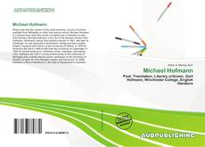 Bookcover of Michael Hofmann