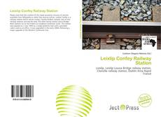 Bookcover of Leixlip Confey Railway Station