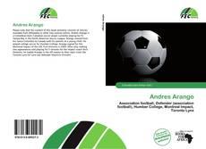 Andres Arango kitap kapağı
