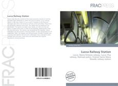 Portada del libro de Lucca Railway Station