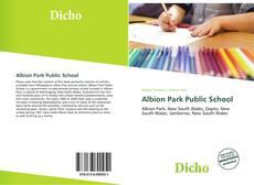Capa do livro de Albion Park Public School