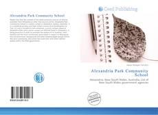 Buchcover von Alexandria Park Community School
