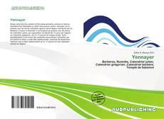 Couverture de Yennayer