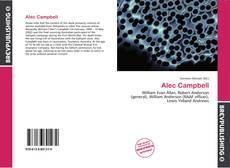 Alec Campbell kitap kapağı