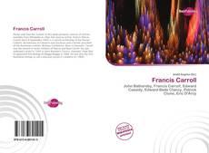Обложка Francis Carroll