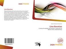 Couverture de Lino Barañao