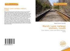 Capa do livro de Marsh Lane railway station, Leeds