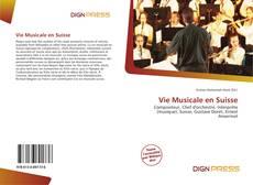Обложка Vie Musicale en Suisse