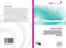 Bookcover of Gracie Allen