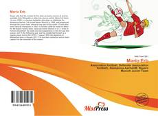 Bookcover of Mario Erb