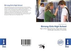 Bookcover of Birrong Girls High School
