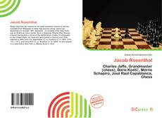 Bookcover of Jacob Rosenthal
