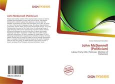 Couverture de John McDonnell (Politician)