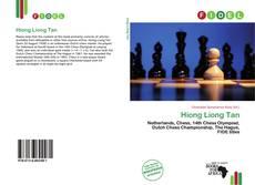 Hiong Liong Tan kitap kapağı