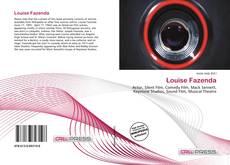 Louise Fazenda kitap kapağı