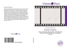 Copertina di Frank Faylen