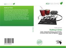 Bookcover of Kathryn Erbe