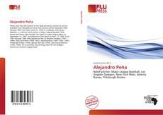 Bookcover of Alejandro Peña