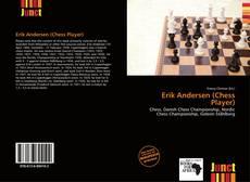Capa do livro de Erik Andersen (Chess Player)