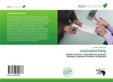 Bookcover of Justicialist Party
