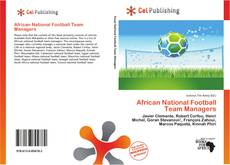 Portada del libro de African National Football Team Managers