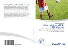 Обложка History of Arsenal F.C. (1966–present)