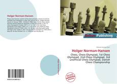 Bookcover of Holger Norman-Hansen
