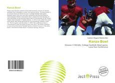 Capa do livro de Kanza Bowl