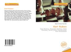 Bookcover of Karl Ruben