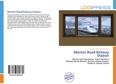 Buchcover von Morton Road Railway Station