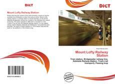 Borítókép a  Mount Lofty Railway Station - hoz