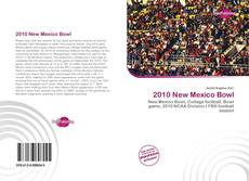 Bookcover of 2010 New Mexico Bowl