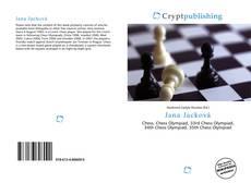 Jana Jacková kitap kapağı